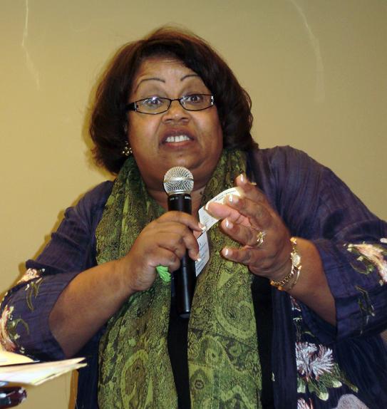 Sheryl Brissett Chapman